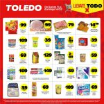 Folleto Toledo Llevate Todo del 11 al 14 de marzo