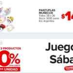 Carrefour Ahorro Gigante del 6 al 12 de abril 2021