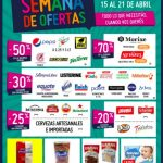 Folleto Semana de ofertas Changomas y Walmart del 15 al 21 de abril 2021