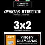 Ofertas Al Límite Disco y Jumbo del viernes 9 al martes 13 de abril