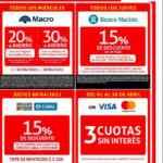 Folleto Makro ofertas semanales al 14 de abril