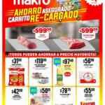 Folleto Makro ofertas semanales del 15 al 21 de abril
