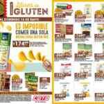 Ofertas COTO productos libres de gluten del 3 al 16 de mayo