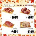 Ofertas de finde Supermercados Toledo del 20 al 25 de mayo