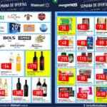 Folleto Changomas y Walmart Semana de ofertas del 4 al 9 de junio 2021