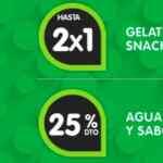 Promos Disco y Jumbo: 2x1 en gelatinas, fideos, conservas, snacks y más