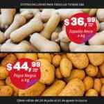 Ofertas Makro Feria de Frutas y Verduras del 29 de julio al 1 de agosto