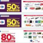 Folleto Carrefour del 18 al 23 de agosto 2021