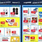 Folleto Semana de ofertas Changomas y Walmart del 20 al 25 de agosto 2021