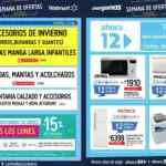 Folleto Changomas y Walmart Semana de Ofertas del 26 de agosto al 1 de septiembre