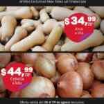 Ofertas Makro Feria de Frutas y Verduras del 26 al 29 de agosto
