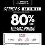 Ofertas Al Límite Disco y Jumbo del viernes 6 al domingo 8 de agosto