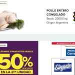 Ofertas Carrefour Ahorro Gigante del 31 de agosto al 12 de septiembre 2021