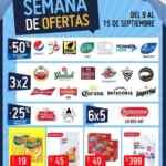 Catálogo Changomas y Walmart Semana de ofertas del 9 al 15 de septiembre 2021