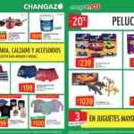 Folleto Ofertas Changomas Changazo del 2 al 8 de septiembre 2021
