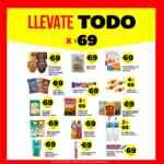 Catálogo Supermercados Toledo Llevate Todo X del 22 al 26 de septiembre 2021